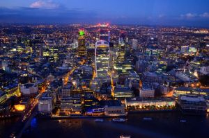 London by Night by CKPhotos