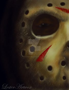 Friday the 13th-Jason Voorhees by switchanimated