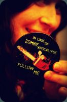 In Case of Zombies... by ophilialove