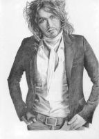 Russell Brand by simple-sarah