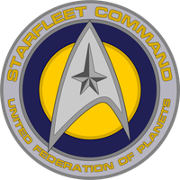 Starfleet Command Insignia (Undiscovered Country) by viperaviator