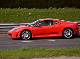 Ferrari F430 by DundeePhotographics