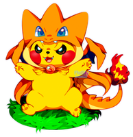 Pikazard Y by Fluffily