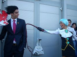 Whip Objection XD by Mary-cosplay