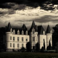 Chateau by JacqChristiaan