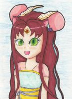 Dracinia copic practice by Puccawitch