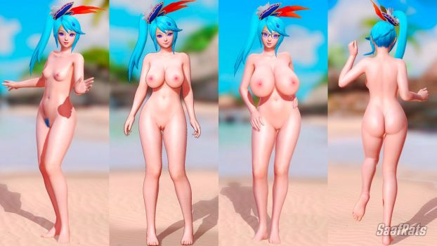 DOWNLOAD: LANA - HLOD nude pack (DOA5LR) by SaafRats