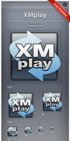 Icon XMplay by ncrow