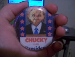 Vote for Chucky: 2008 by chuckylover