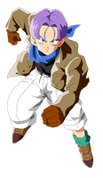 trunks_gt by el-maky-z