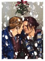 A very Stucky Xmas by Paperflower86