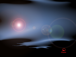 Mepis Linux Red Flare by TazQ00