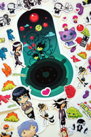 Stikers - Compilado by Gus-Santome