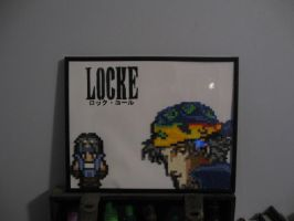 FFVI: Locke Cole by Branbot