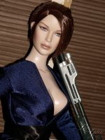 TR2:Custom Tonner Lara Croft 3 by Laragwen