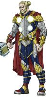 Thor Redesign 2 by RansomGetty