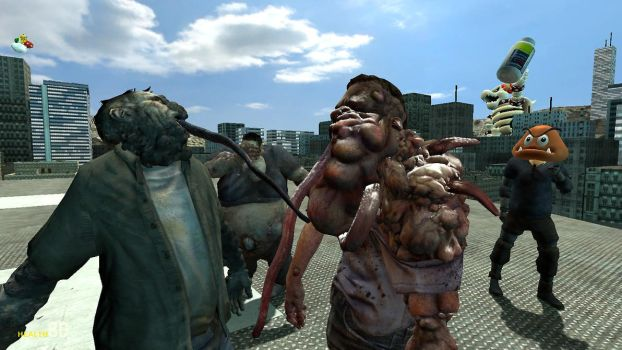 GMod: LICKY STYLE by TEi-Has-Pants