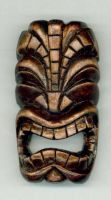 Tiki mask by tflounder