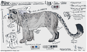 Mink and Luq 2014 ref by AgentWhiteHawk