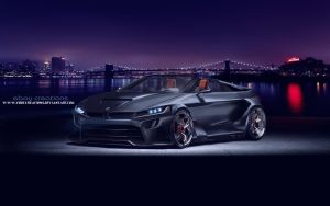 Bmw Bat Concept by eboycreations
