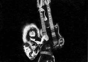 Jimmy Page by ana20cris