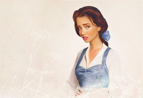 """Real Life"" Belle by JirkaVinse"