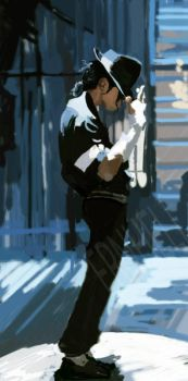 :Michael Jackson: by Ernelle
