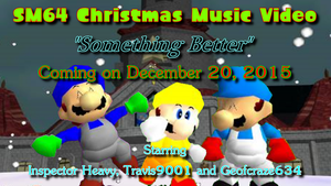 SM64 Christmas Special Music Video by Geoffman275