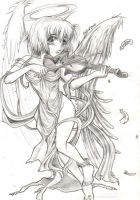 Musical Angel by ChastityANGEL