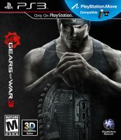 Gears of War 3 PS3 by MattBizzle2k10