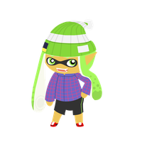 Inkling Chibi by Funky-Indubitably
