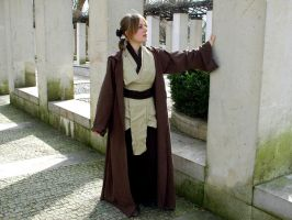 Star wars cosplay - Jedi temple by haricovert-cosplay