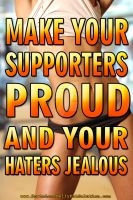 Make your supporter proud and your haters jealous by michaeltuan97