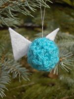 Tiny Navi Ornament by PerilousBard