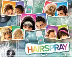 HAIRSPRAY Wallpaper by marty-mclfy