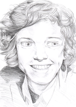Harry Styles Sketch by Take-Over-World