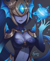 Syndra Atlantean by LataeDelan