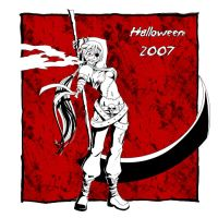 Halloween 2007 by gamera1985