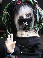 Cyber goth III by Dying-Vampire