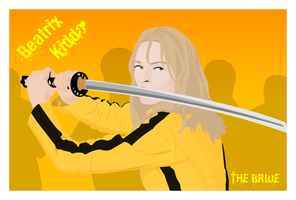 Beatrix Kiddo by Namelessv1