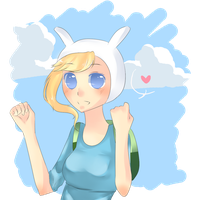 Fionna by Mehness