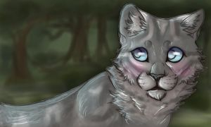 Jayfeather is having those special feels again... by MagaSushi