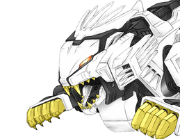 Liger Zero by 6th-Dimensional