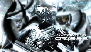 Crysis 2 by Supermend