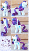 Filly Rarity by phasingirl