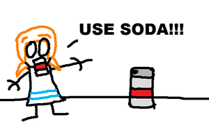 USE SODA by WizWar100