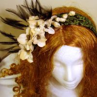 Gypsy Dancer ATS Headdress by SteamSociety