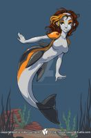 Rewynd Mermaid Finished by bytesizetreasure