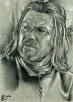 Ned Stark by prmedia