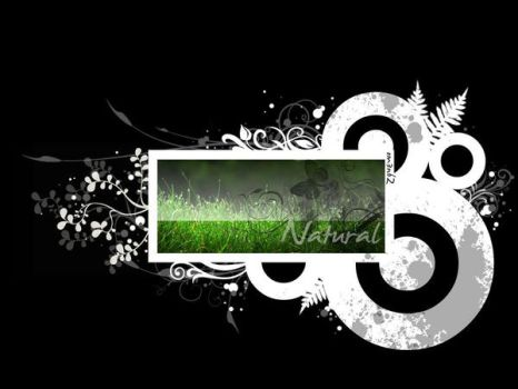 Natural wallpaper by om3nbz